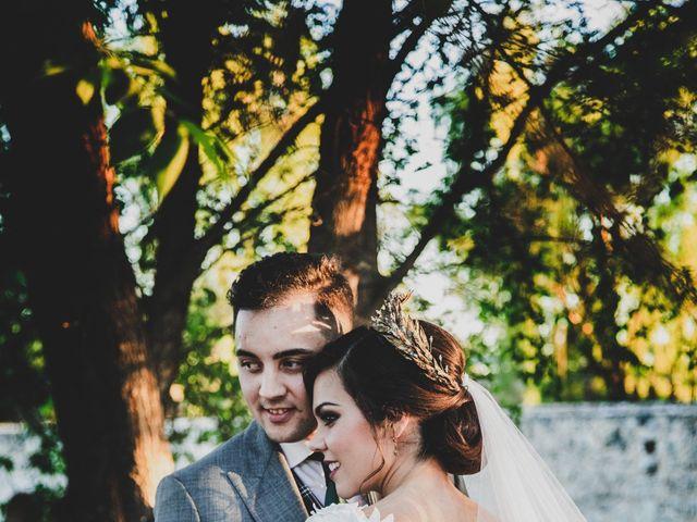 La boda de Carlos y Amparo en Villarta De San Juan, Ciudad Real 26