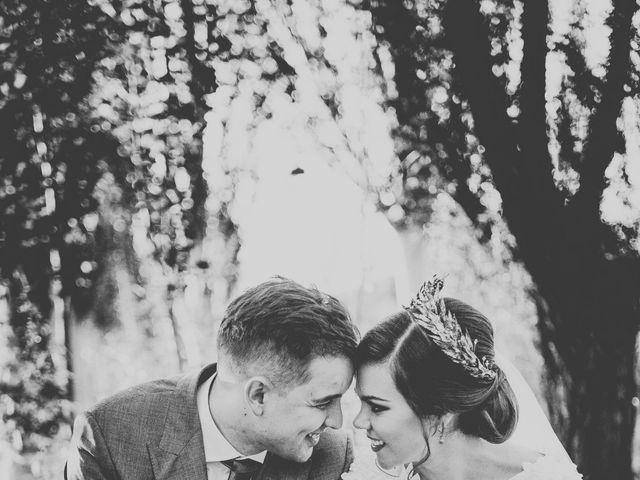 La boda de Carlos y Amparo en Villarta De San Juan, Ciudad Real 2