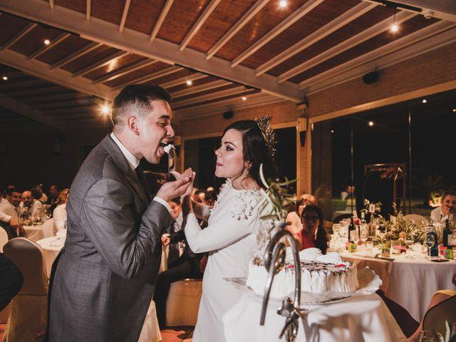 La boda de Carlos y Amparo en Villarta De San Juan, Ciudad Real 32
