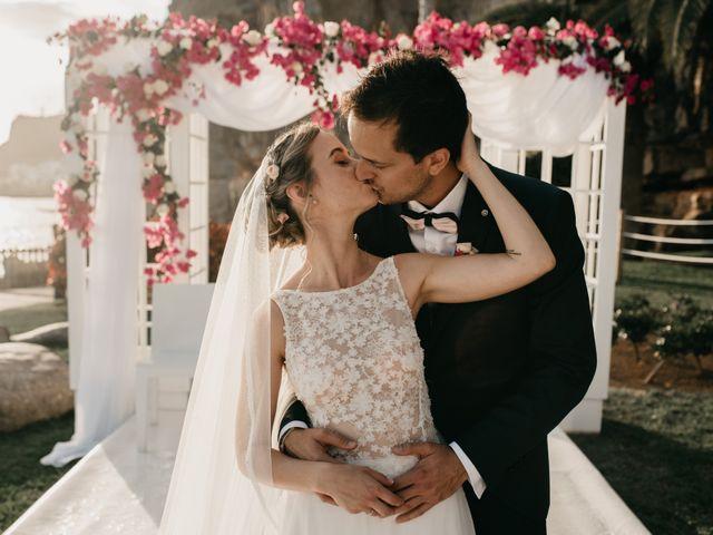La boda de Elodie y Alfonso