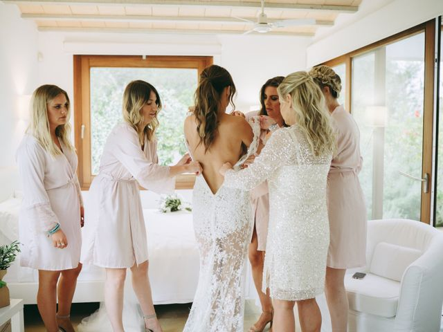 La boda de Adam y Aggie en Eivissa, Islas Baleares 5