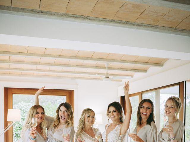 La boda de Adam y Aggie en Eivissa, Islas Baleares 6