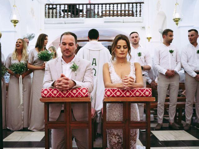 La boda de Adam y Aggie en Eivissa, Islas Baleares 8