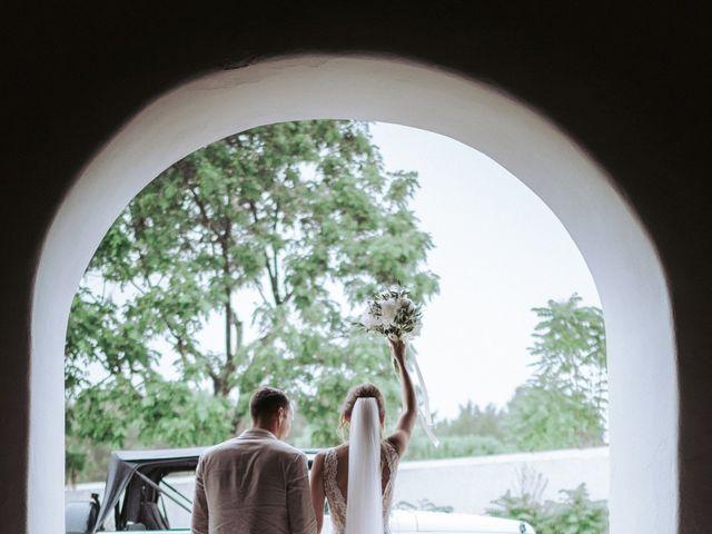 La boda de Adam y Aggie en Eivissa, Islas Baleares 10