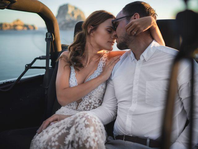 La boda de Adam y Aggie en Eivissa, Islas Baleares 22