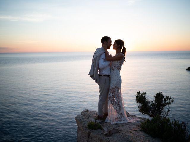 La boda de Adam y Aggie en Eivissa, Islas Baleares 25