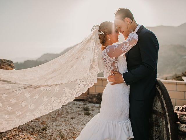 La boda de Isabel y Isma