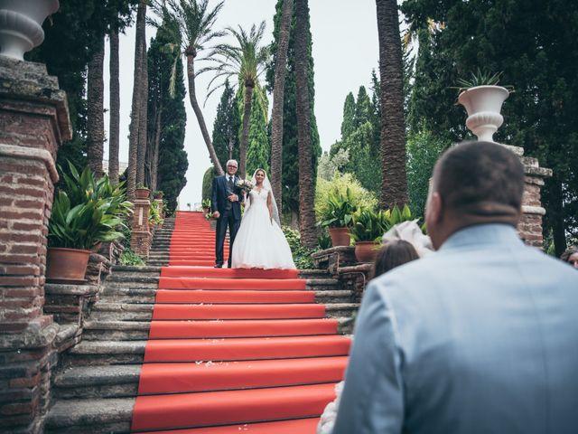 La boda de Benjamín y Gisela en Motril, Granada 25