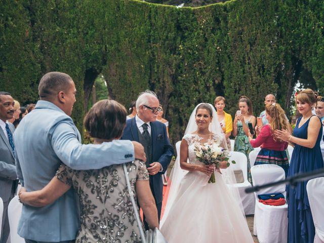 La boda de Benjamín y Gisela en Motril, Granada 27