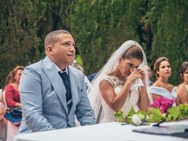 La boda de Benjamín y Gisela en Motril, Granada 32