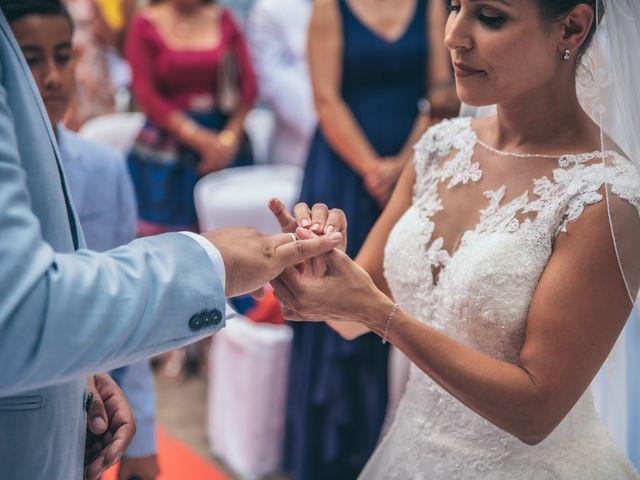 La boda de Benjamín y Gisela en Motril, Granada 33
