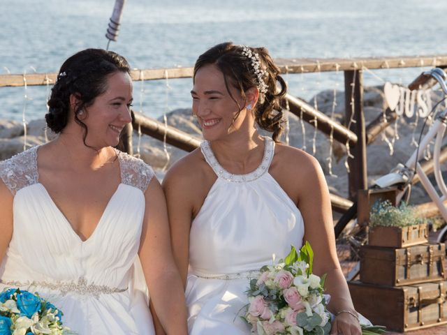 La boda de Mª Carmen y Paulina en Málaga, Málaga 7