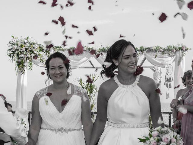 La boda de Mª Carmen y Paulina en Málaga, Málaga 9