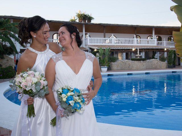 La boda de Mª Carmen y Paulina en Málaga, Málaga 10