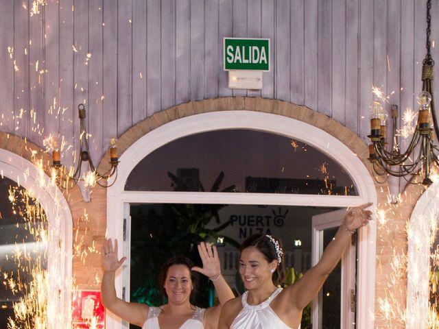 La boda de Mª Carmen y Paulina en Málaga, Málaga 13