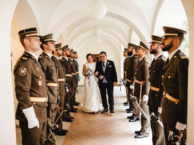 La boda de Alejandro y Marta en Cáceres, Cáceres 8