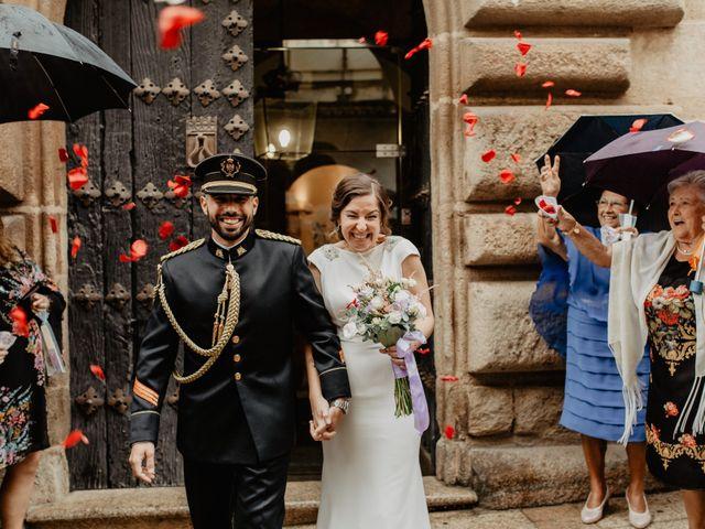La boda de Alejandro y Marta en Cáceres, Cáceres 12