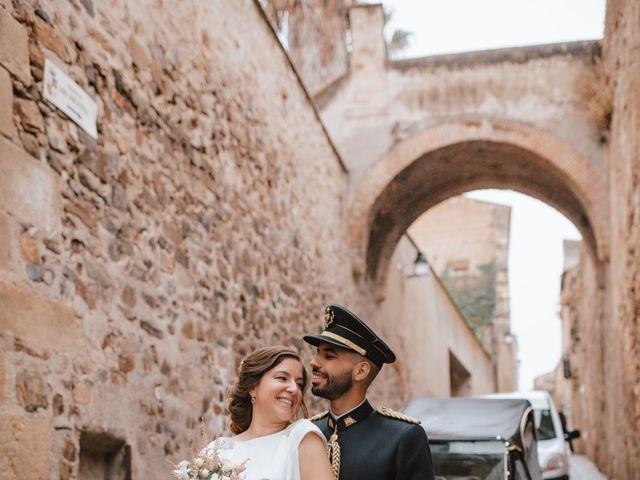 La boda de Alejandro y Marta en Cáceres, Cáceres 13