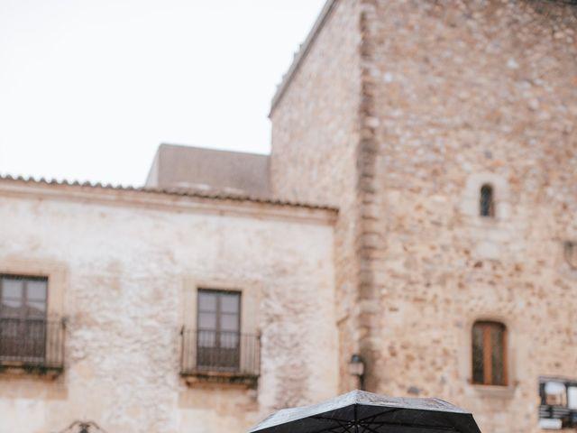 La boda de Alejandro y Marta en Cáceres, Cáceres 14
