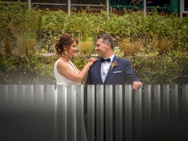La boda de Elena y Aitor