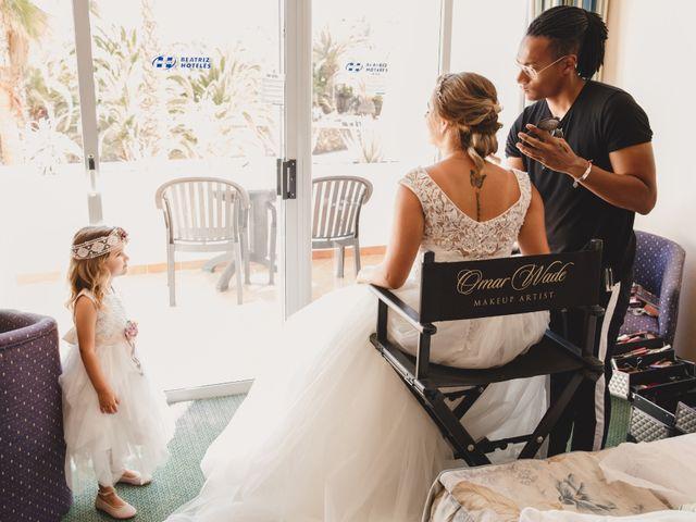 La boda de Adrian y Dayana en Arrecife, Las Palmas 2