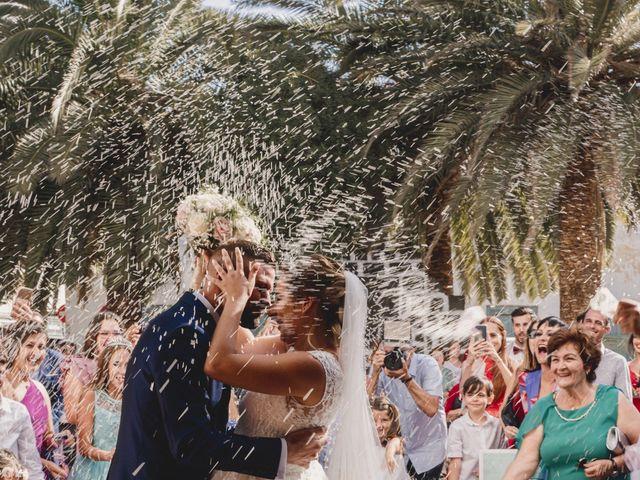 La boda de Adrian y Dayana en Arrecife, Las Palmas 12