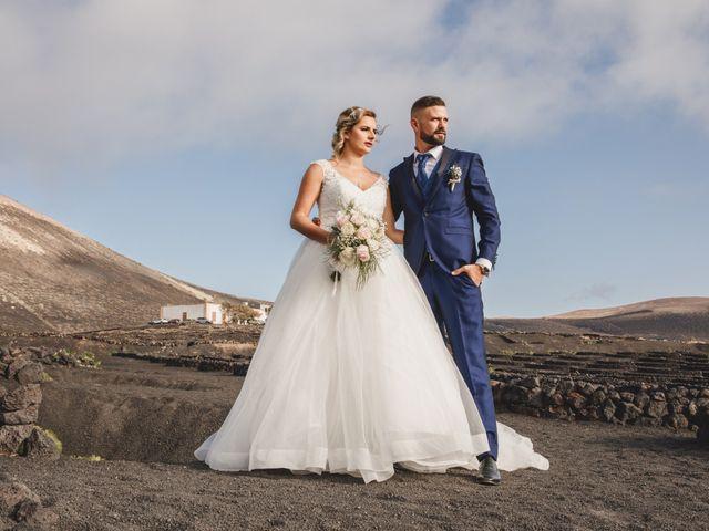 La boda de Adrian y Dayana en Arrecife, Las Palmas 20