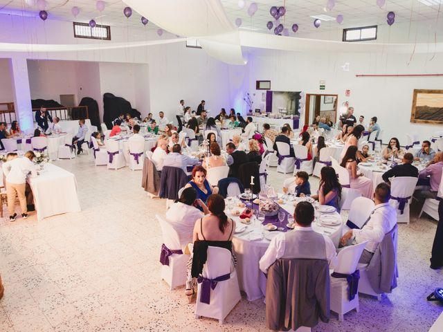 La boda de Adrian y Dayana en Arrecife, Las Palmas 22