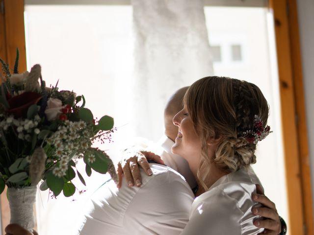 La boda de Arturo y Lorena en Beraiz, Navarra 9