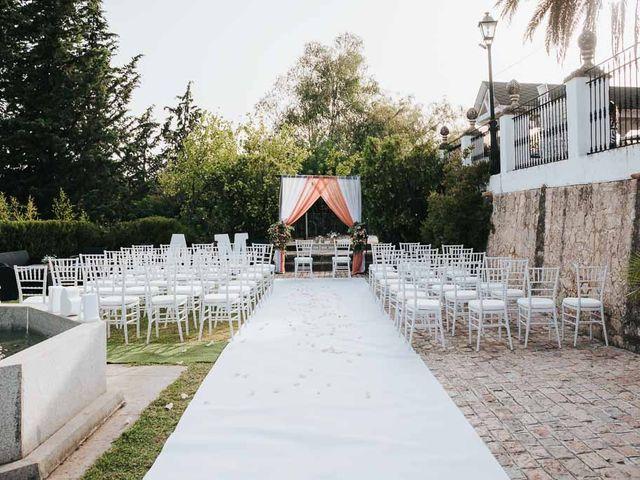 La boda de Alberto y Marina en Córdoba, Córdoba 11