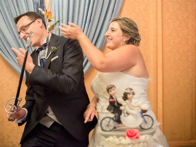La boda de David y Natalia en Villeguillo, Segovia 9