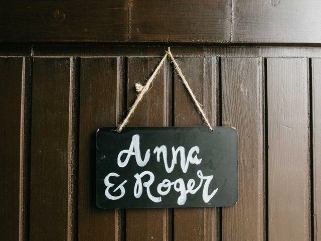 La boda de Roger y Anna en Sant Pere De Ribes, Barcelona 19