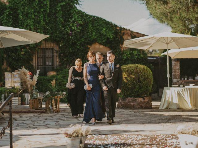 La boda de Alex y Meritxell en Sentmenat, Barcelona 75