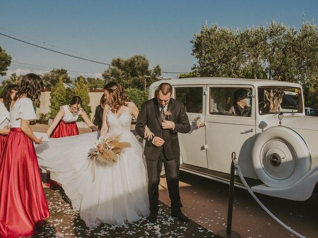 La boda de Alex y Meritxell en Sentmenat, Barcelona 83