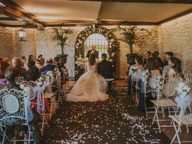 La boda de Alex y Meritxell en Sentmenat, Barcelona 95