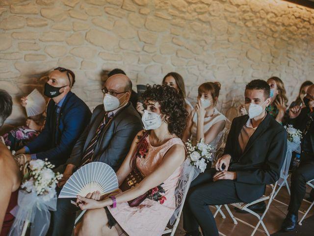 La boda de Alex y Meritxell en Sentmenat, Barcelona 106