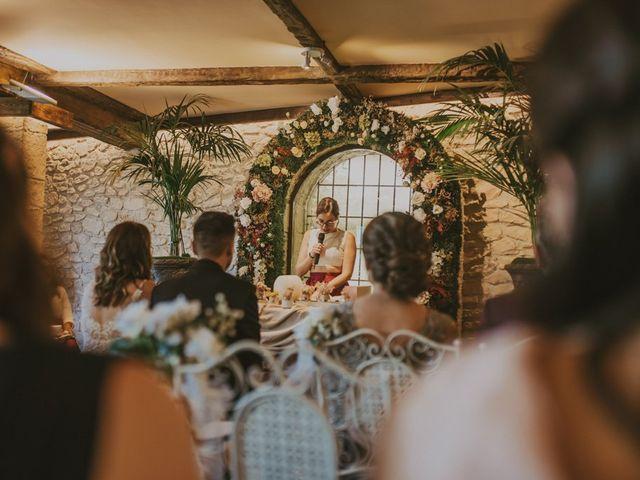 La boda de Alex y Meritxell en Sentmenat, Barcelona 107