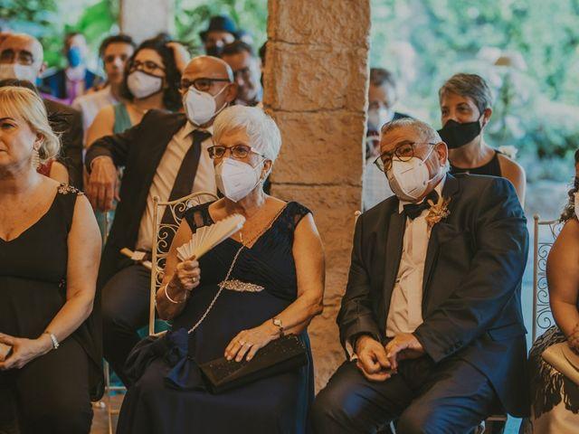 La boda de Alex y Meritxell en Sentmenat, Barcelona 109