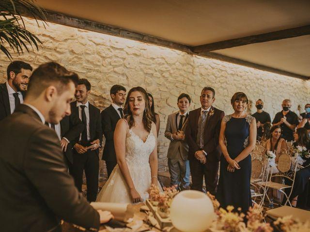 La boda de Alex y Meritxell en Sentmenat, Barcelona 113
