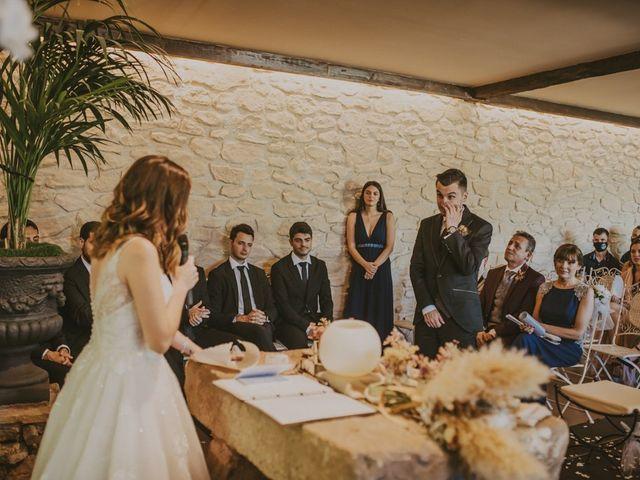 La boda de Alex y Meritxell en Sentmenat, Barcelona 115