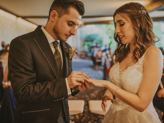 La boda de Alex y Meritxell en Sentmenat, Barcelona 116