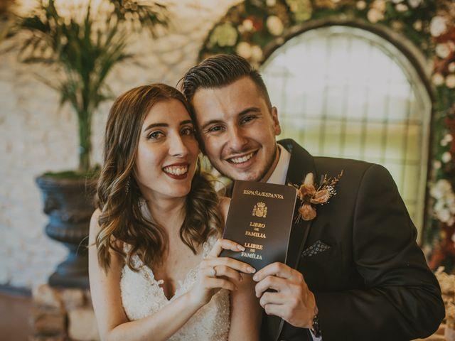 La boda de Alex y Meritxell en Sentmenat, Barcelona 121