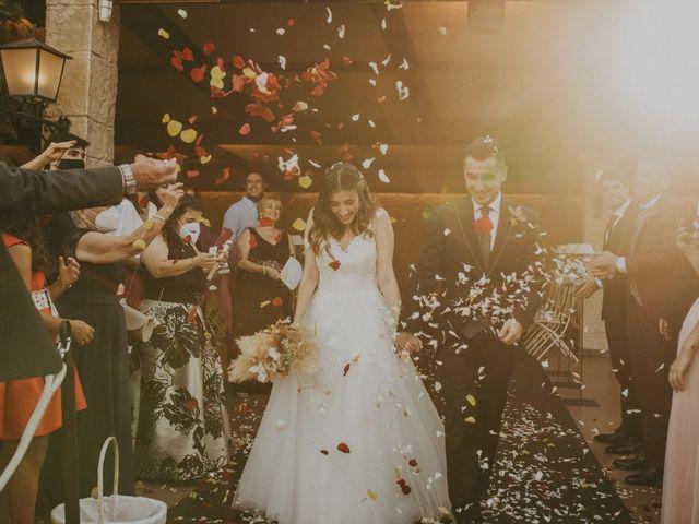 La boda de Alex y Meritxell en Sentmenat, Barcelona 123