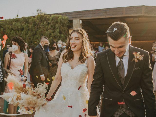 La boda de Alex y Meritxell en Sentmenat, Barcelona 124