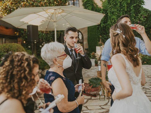 La boda de Alex y Meritxell en Sentmenat, Barcelona 125