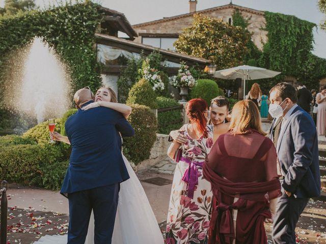 La boda de Alex y Meritxell en Sentmenat, Barcelona 126