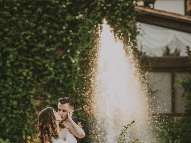 La boda de Alex y Meritxell en Sentmenat, Barcelona 1