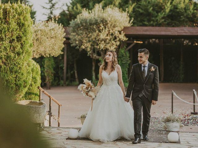 La boda de Alex y Meritxell en Sentmenat, Barcelona 134