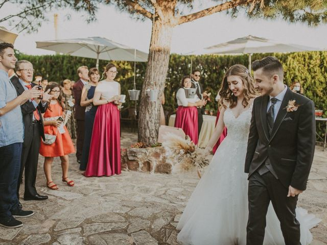 La boda de Alex y Meritxell en Sentmenat, Barcelona 135