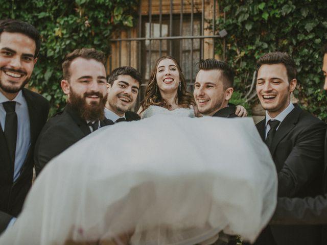 La boda de Alex y Meritxell en Sentmenat, Barcelona 150